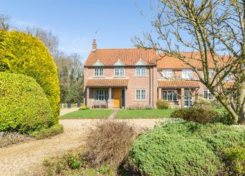 Thumbnail 3 bed semi-detached house for sale in Mill Lane, Docking, King's Lynn
