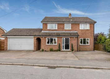 Thumbnail 4 bed detached house for sale in Boileau Avenue, Tacolneston, Norwich