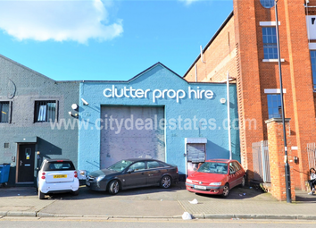 Thumbnail Warehouse to let in St Leonards Road, London