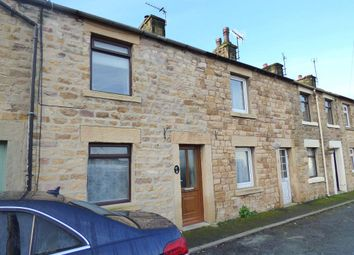 Thumbnail 2 bed terraced house for sale in Ten Row, Glasson Dock, Lancaster