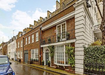 Thumbnail 4 bed terraced house for sale in Stanhope Mews East, London