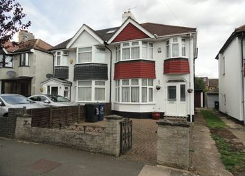 Thumbnail 3 bed semi-detached house for sale in Eskdale Avenue, Northolt Village