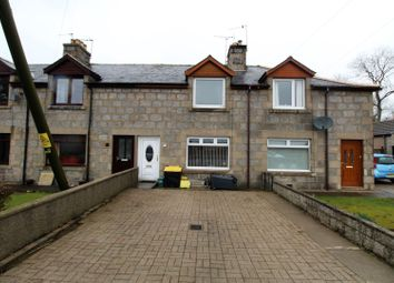 Thumbnail 2 bedroom terraced house for sale in Station Road, Hatton Of Fintray, Aberdeen