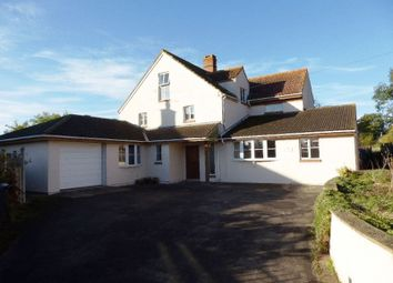 Thumbnail 4 bed detached house for sale in Playses Green, Hambridge, Langport