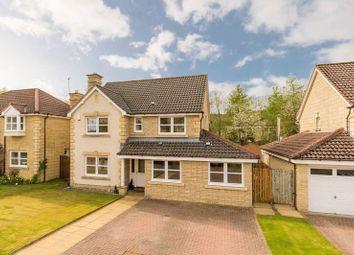 Thumbnail 4 bed detached house for sale in 112 Whitehaugh Park, Peebles