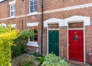 Thumbnail 3 bed terraced house for sale in Greenfield Street, Shrewsbury