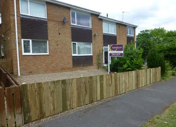 Thumbnail 2 bedroom flat to rent in Hamsterley Drive, Crook, Co Durham