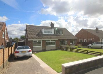 Thumbnail 3 bed semi-detached bungalow for sale in Conway Road, Hindley Green, Wigan