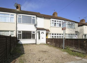 Thumbnail 2 bedroom terraced house for sale in Winnington Road, Enfield