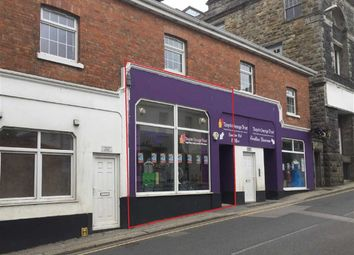 Thumbnail Retail premises to let in Unit 1, 16, Truro Road, St Austell