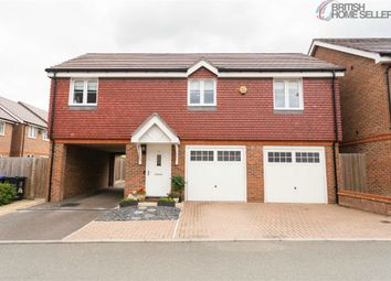 Thumbnail 2 bed terraced house for sale in Brookwood Farm Drive, Knaphill, Woking, Surrey