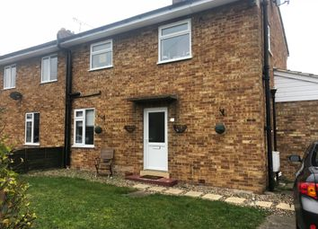 Thumbnail 3 bedroom town house to rent in Baldwin Avenue, Bury St. Edmunds
