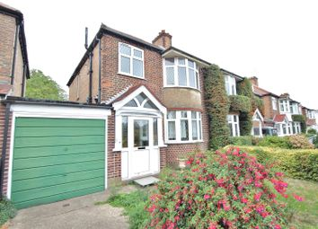 Thumbnail 3 bed semi-detached house to rent in Downs View, Isleworth