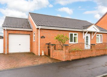 Thumbnail 2 bed detached bungalow for sale in Lythwood Road, Bayston Hill, Shrewsbury