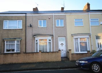 Thumbnail 2 bed terraced house for sale in Pattison Street, Darlington