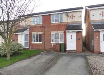 Thumbnail 2 bedroom end terrace house to rent in Holgate Close, Beverley, East Yorkshire