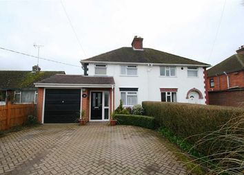 Thumbnail 3 bed semi-detached house to rent in Northfield Road, Thatcham