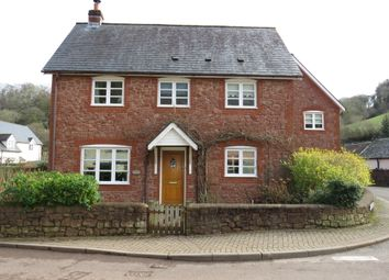 Thumbnail 3 bed detached house for sale in Roadwater, Watchet
