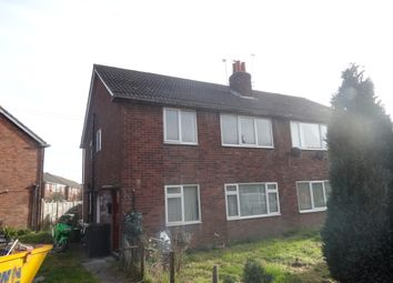 Thumbnail 2 bed maisonette to rent in Tudor Road, Nuneaton