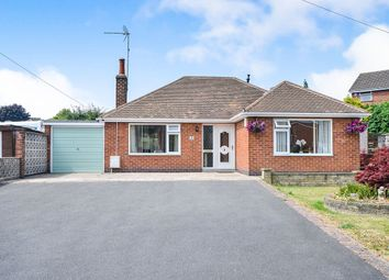 Thumbnail 2 bed bungalow for sale in Hayes Crescent, Swanwick, Alfreton