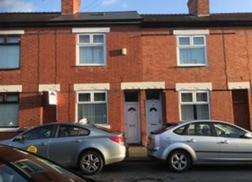 Thumbnail 4 bedroom terraced house for sale in Linton Street, Leicester