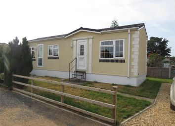 Thumbnail 1 bed mobile/park home for sale in Sheepbridge Caravan Park, Snettisham, King's Lynn