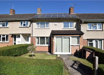 Thumbnail 3 bed terraced house for sale in Raglan Walk, Keynsham, Bristol
