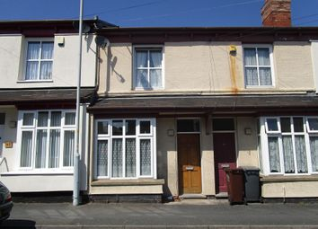 Thumbnail 3 bedroom terraced house for sale in All Saints Road, Wolverhampton