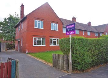 Thumbnail 3 bed semi-detached house for sale in Princess Road, Manchester