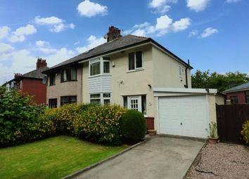 Thumbnail 3 bed semi-detached house for sale in Boulevard, Preston, Lancashire
