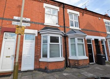 2 bed terraced house to rent in Richmond Avenue, Aylestone, Leicester LE2