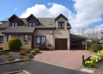 Thumbnail 3 bedroom semi-detached house for sale in Monksford Court, Newtown St Boswells