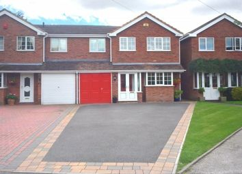 Thumbnail 3 bed property to rent in Great Furlong, Alrewas, Burton Upon Trent, Staffordshire