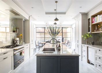 Thumbnail 5 bed terraced house for sale in Gilstead Road, Fulham