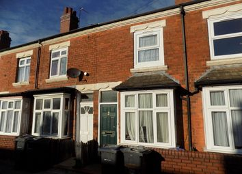 Thumbnail 2 bed terraced house for sale in Markby Road, Winson Green, Birmingham