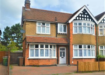 Thumbnail 3 bed semi-detached house for sale in Hatfield Road, St.Albans