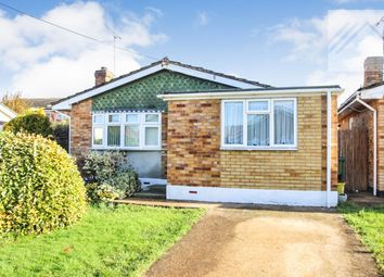 Thumbnail 2 bed bungalow for sale in Pennial Road, Canvey Island