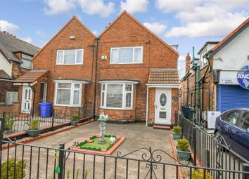 Thumbnail 3 bed semi-detached house for sale in Hull Road, Anlaby Common, Hull