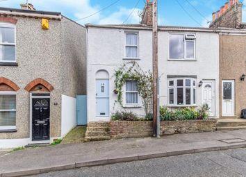 Thumbnail 2 bed semi-detached house for sale in Church Lane, Newington, Sittingbourne, Kent