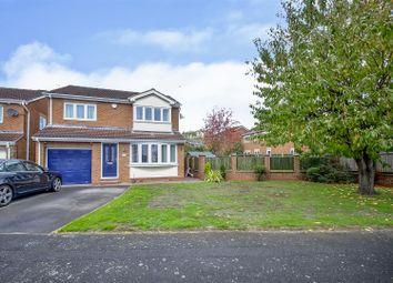 Thumbnail 4 bed detached house for sale in Broadlands, Sandiacre, Nottingham