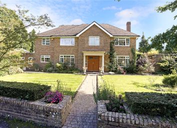Thumbnail 6 bed detached house for sale in Chiltley Way, Liphook, Hampshire