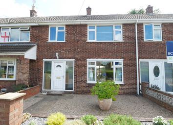 Thumbnail 3 bed semi-detached house to rent in Church Close, Laxton, Goole