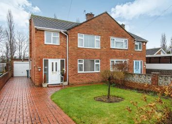 Thumbnail 3 bed semi-detached house for sale in Astley Avenue, Kidlington