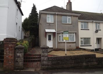Thumbnail 3 bed end terrace house for sale in Hartop Road, Torquay