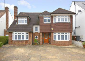 Thumbnail 4 bed property for sale in Grange Road, Elstree, Borehamwood