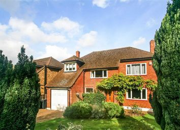 Thumbnail 4 bed detached house for sale in Bankside, Croham Hurst, South Croydon, Surrey