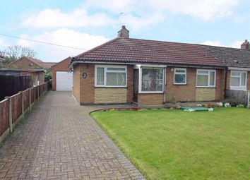 Thumbnail 2 bed semi-detached bungalow for sale in Harvey Kent Gardens, Bardney, Lincoln