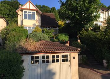 Thumbnail 3 bed detached house for sale in St. Georges Hill, Bath, Bath And North East Somerset