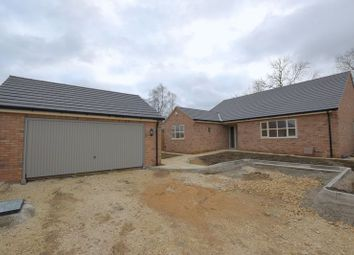 Thumbnail 3 bed detached bungalow for sale in Westfield Drive, North Greetwell, Lincoln