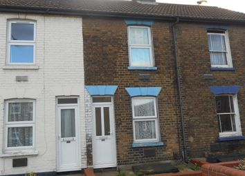 Thumbnail 2 bed terraced house for sale in Jeffery Street, Gillingham